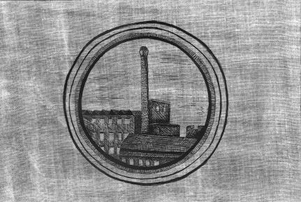 Cliché usine - cliché verre et photogramme,10x15cm, 2015